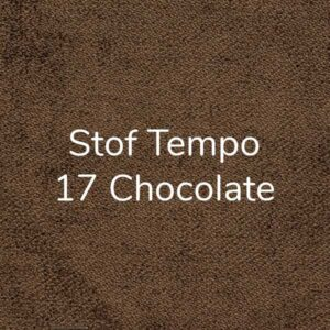 Stof Tempo 17 Chocolate