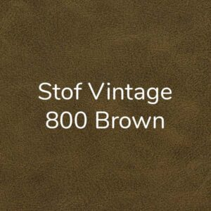 Stof Vintage 800 Brown