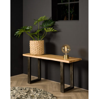 Tower Living - Urbania - Boomstam Sidetable