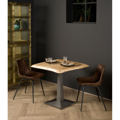 Tower Living - Cafetafel Bistro Boomstam