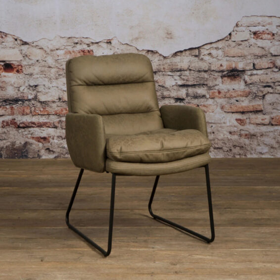Tower Living - Fauteuil Toro - Cabo 385 Green