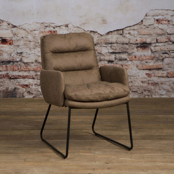 Tower Living - Fauteuil Toro - Cabo 387 Taupe