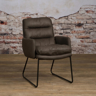 Tower Living - Fauteuil Toro - Cabo 390 Antracite