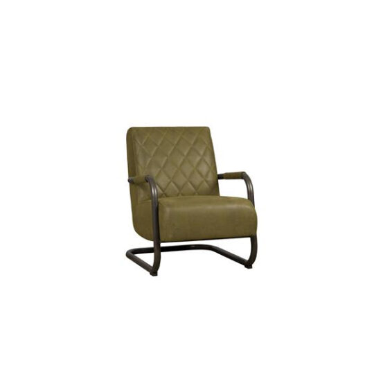 Tower Living - Fauteuil Civo - Bull green