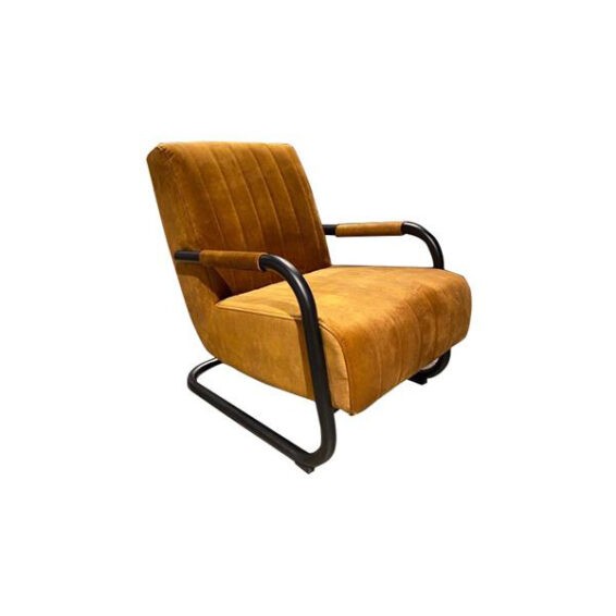 Tower Living - Fauteuil Riva - Adore 14 yellow