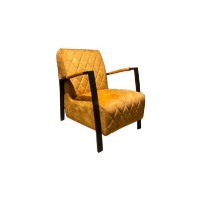 Tower Living - Fauteuil Villa - Adore 14 yellow